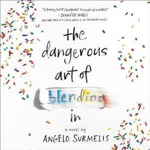 Lydbog, CD The Dangerous Art of Blending in af Angelo Surmelis