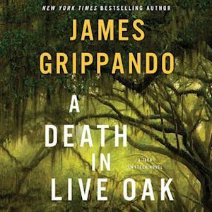 Lydbog, CD A Death in Live Oak af James Grippando