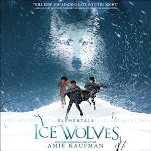 Lydbog, CD Ice Wolves af Amie Kaufman