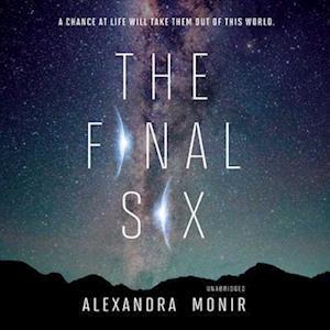 Lydbog, CD The Final Six af Alexandra Monir