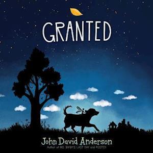 Lydbog, CD Granted af John David Anderson