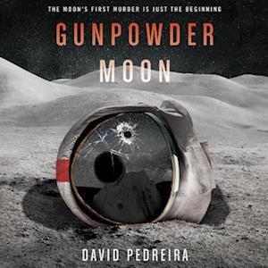 Lydbog, CD Gunpowder Moon af David Pedreira