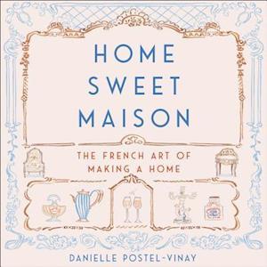 Lydbog, CD Home Sweet Maison af Danielle Postel-Vinay
