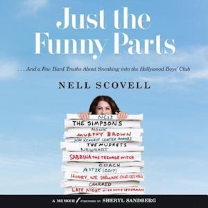 Lydbog, CD Just the Funny Parts af Nell Scovell