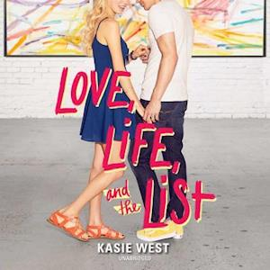 Lydbog, CD Love, Life, and the List af Kasie West