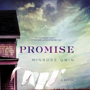 Lydbog, CD Promise af Minrose Gwin
