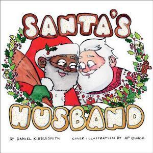 Lydbog, CD Santa's Husband af Daniel Kibblesmith