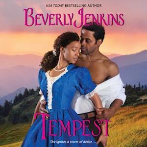 Lydbog, CD Tempest af Beverly Jenkins