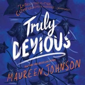 Lydbog, CD Truly Devious af Maureen Johnson