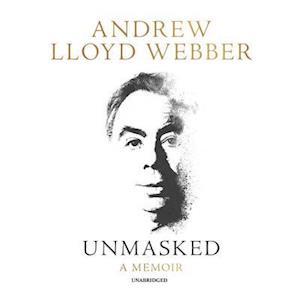 Lydbog, CD Unmasked af Andrew Lloyd Webber