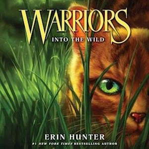 Lydbog, CD Into the Wild af Erin Hunter