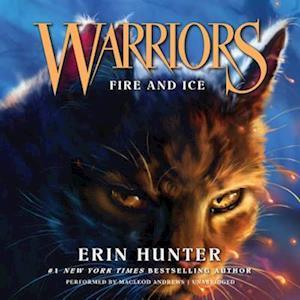 Lydbog, CD Fire and Ice af Erin Hunter