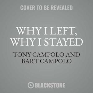 Lydbog, CD Why I Left, Why I Stayed af Tony Campolo