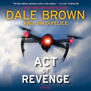 Lydbog, CD Act of Revenge af Jim DeFelice
