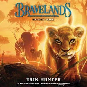 Lydbog, CD Broken Pride af Erin Hunter