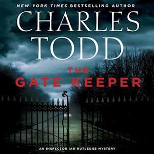 Lydbog, CD The Gate Keeper af Charles Todd