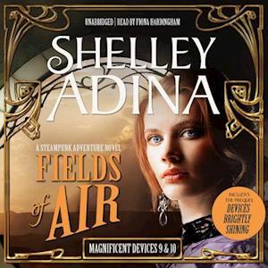 Lydbog, CD Fields of Air af Shelley Adina
