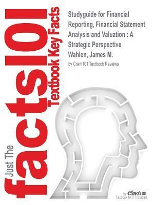 Studyguide for Financial Reporting, Financial Statement Analysis and Valuation