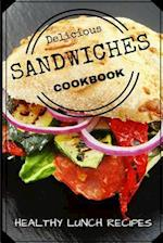 Delicious Sandwiches Cookbook af Sara Cooper