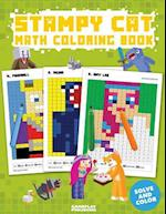 Stampy Cat Math Coloring Book