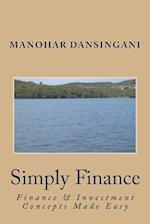 Simply Finance af Manohar V. Dansingani