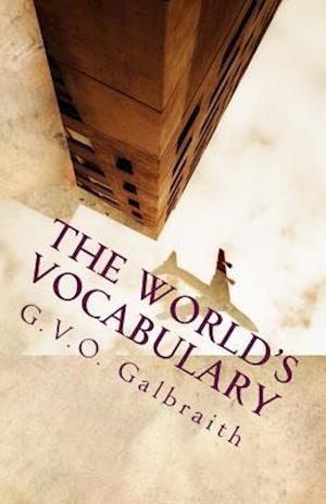Bog, paperback The World's Vocabulary af G. V. O. Galbraith