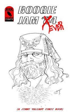 Bog, paperback Boogie Jam 4ever af Brien Wayne Powell