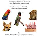 Los Amigos y Vecinos de Tz'unu'um - Una Introduccion Al Kaqchikel af J'miah Nabawi, Miriam Urizar Rittmeyer
