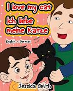 I Love My Cat - Ich Liebe Meine Katze