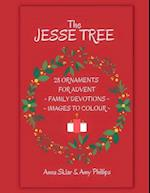 The Jesse Tree - 28 Ornaments for Advent