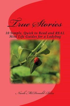Bog, paperback True Stories af Nicole McDonald-Riles