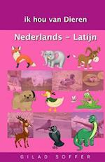 Ik Hou Van Dieren Nederlands - Latijn
