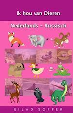 Ik Hou Van Dieren Nederlands - Russisch