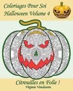 Coloriages Pour Soi - Halloween Volume 4