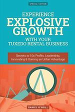 Experience Explosive Growth with Your Tuxedo Rental Business