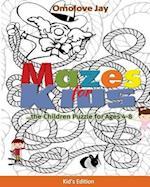 Maze for Kids af Omolove Jay