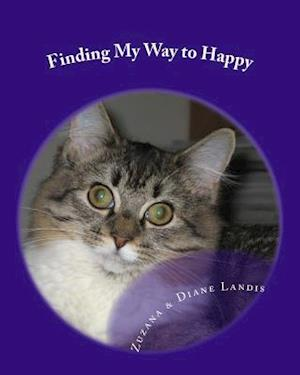 Bog, paperback Finding My Way to Happy af Diane Landis