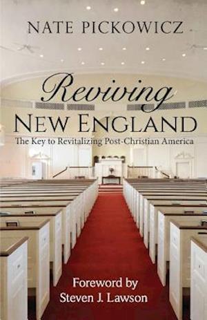 Bog, paperback Reviving New England af Nate Pickowicz