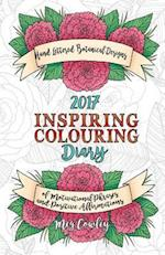 2017 Inspiring Colouring Diary