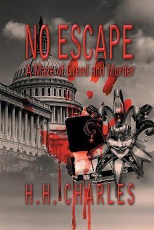Bog, paperback No Escape af H. H. Charles