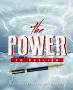 The Power to Publish af Sabrina Wright