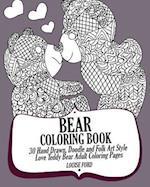 Bear Coloring Book