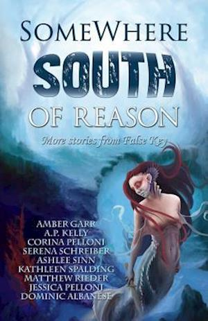 Bog, paperback Somewhere South of Reason af Amber Garr, Serena Schreiber, A. P. Kelly