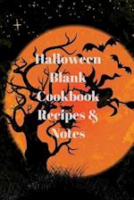 Blank Cookbook Recipes & Notes af T. Jessica