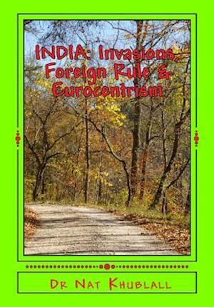 Bog, paperback India af Dr Nat Khublall