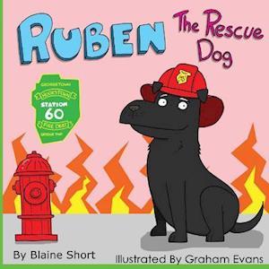 Bog, paperback Reuben the Rescue Dog af Blaine L. Short