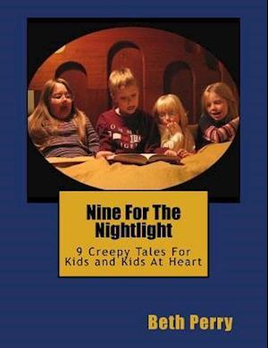 Bog, paperback Nine for the Nightlight af Beth Perry