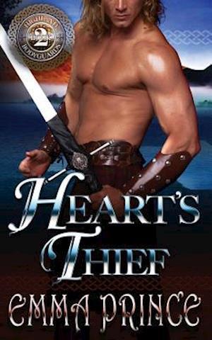 Bog, paperback Heart's Thief (Highland Bodyguards, Book 2) af Emma Prince