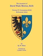 The Ancestors of David Wade Morton, Ed.D. af Ky W. White