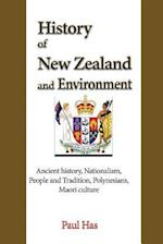History of New Zealand and Environment